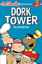 Dork Tower #19: The Junk Food Issue