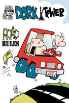 Dork Tower #10: Road Rules