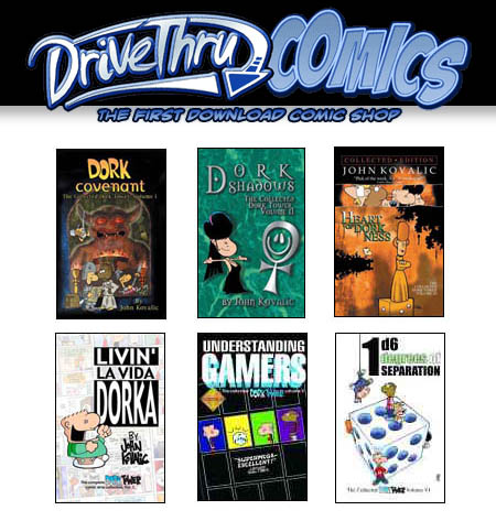 DriveThrough Comics