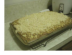 Crispies layer