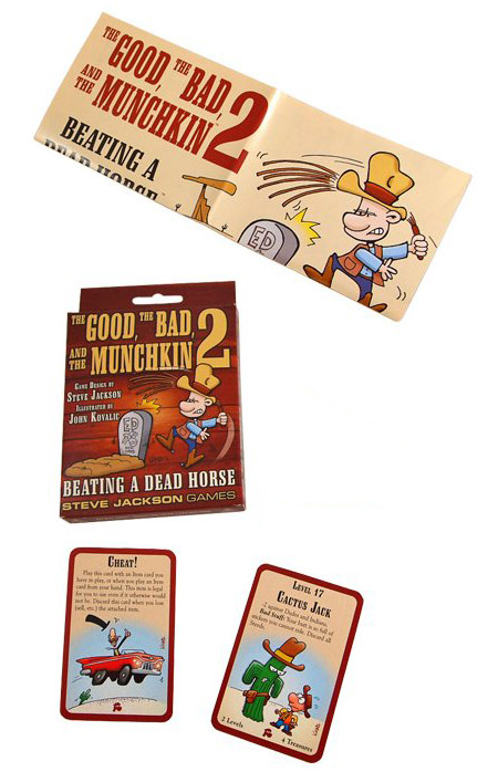 The Good The Bad And The Munchkin 2