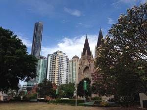 It's Springtime in Brisbane!