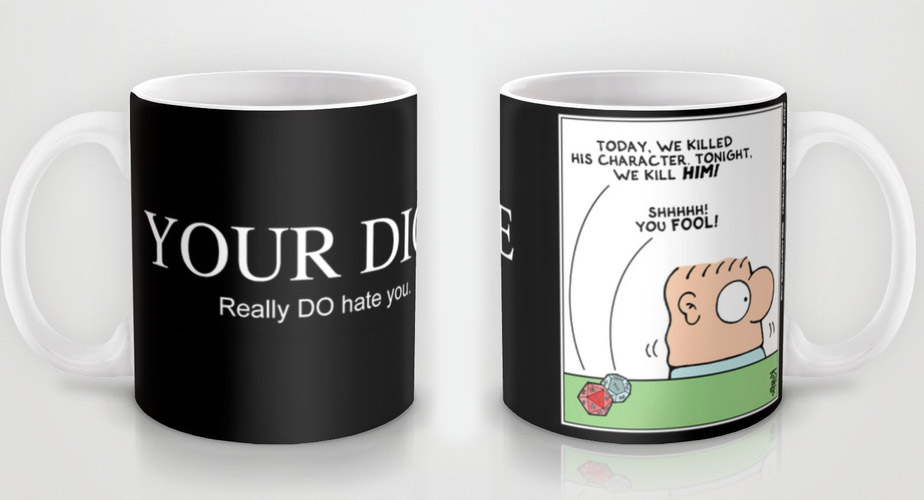 YourDiceMug