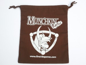The Monster Token Bag for Munchkin Panic. MOVE OVER, Crown Royale!