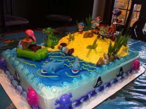 2012's Jake Cake!