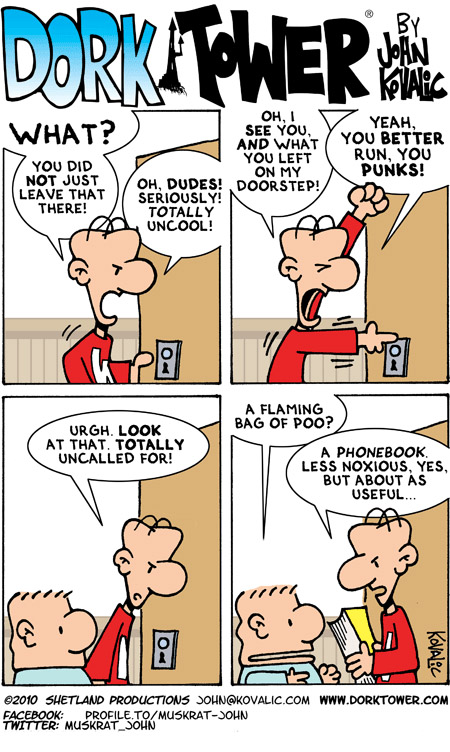 Happy Super HOLY WOWS Classic Dork Tower Happy Hour