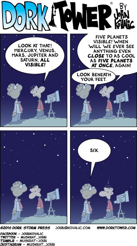 Happy Super Planetary Alignment Happy Hour